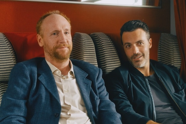 'Veep' Star Matt Walsh Shares His Secret for Opening a Wine Bottle Without a Corkscrew (Video)