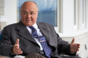 Russell Crowe as Roger Ailes, The Loudest Voice