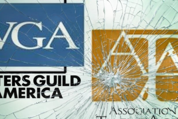 WGA ATA labor dispute