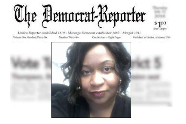 Elecia R. Dexter Democrat-Reporter Alabama