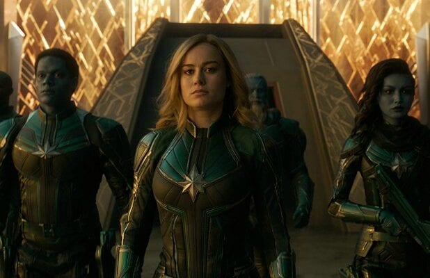 Captain Marvel' on Track for $100 Million-Plus Opening