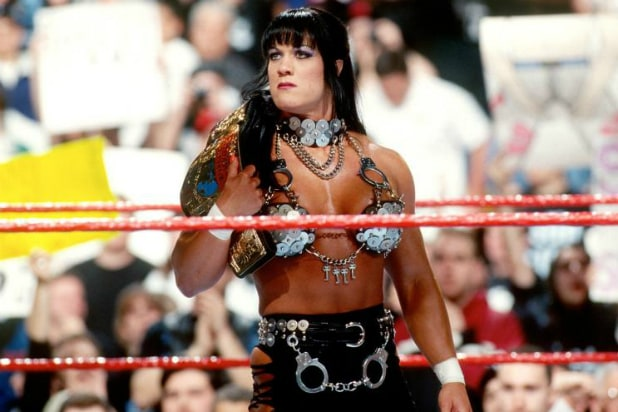Chyna - WWE