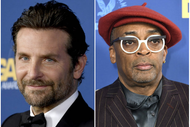 Bradley Cooper Shocks Spike Lee by Revealing He Once Auditioned for Him: 'You Got Me Out Quick'