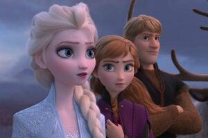 Frozen 2 Frozen II Disney