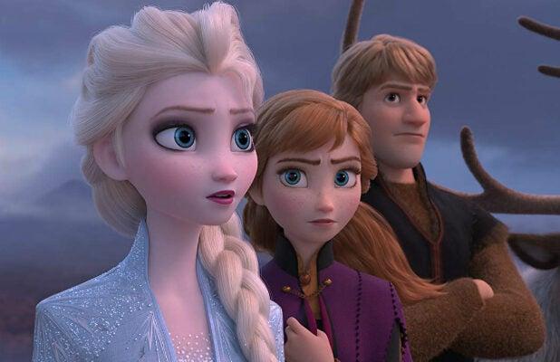 Frozen 2 Frozen II