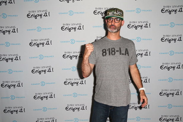 Brody Stevens, Stand-Up Comedian and Actor, Dies at 48