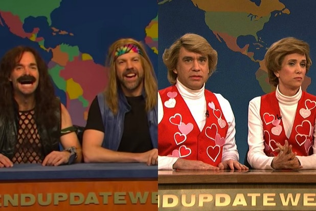 Jon Bovi Has a Real Beef With Fred Armisen-Kristen Wiig's Garth and Kat