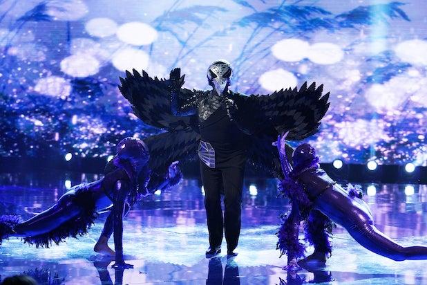 masked singer raven