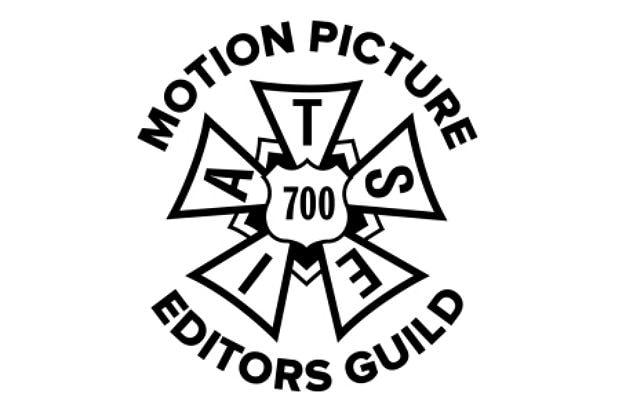 Motion Pictures Editors Guild Logo