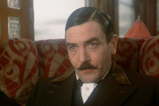Murder on the Orient Express Albert Finney