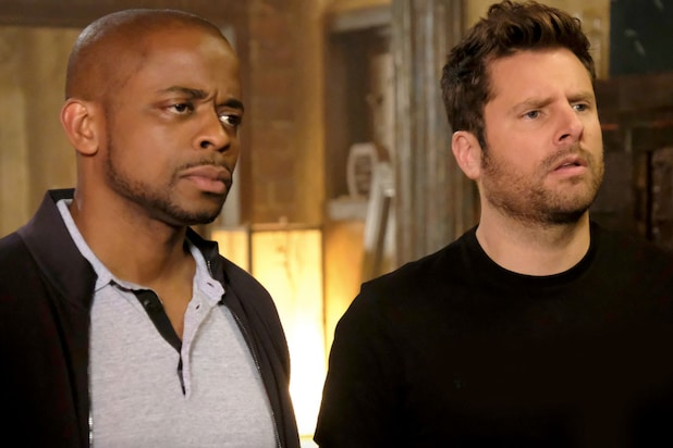 Psych The Movie 2 Set At Usa For Late 2019