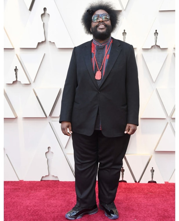 questlove oscar red carpet