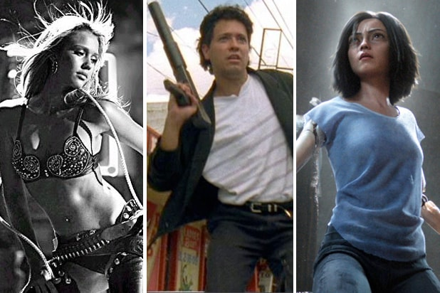 robert rodriguez movies ranked