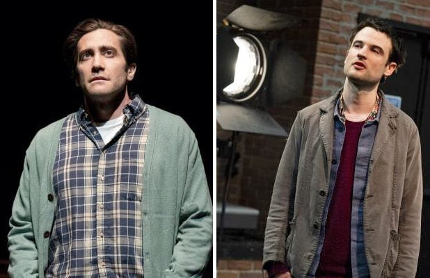 sea wall a life jake gyllenhaal tom sturridge
