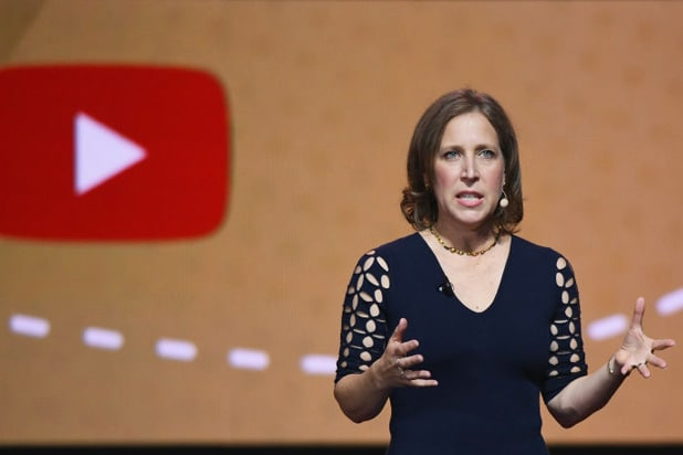 youtube Susan Wojcicki