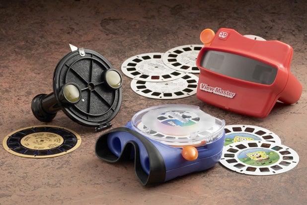 view-master mattel movie mgm