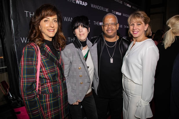 Mary Zophres, Diane Warren, Terence Blanchard and Sharon Waxman