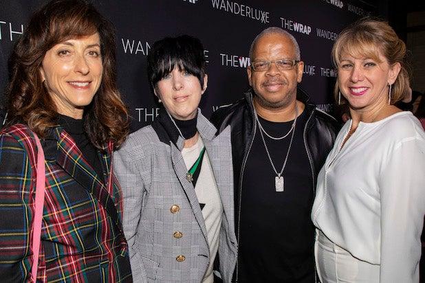 TheWrap Oscar 2019 nominees Mary Zophres Diane Warren Terence Blanchard Sharon Waxman
