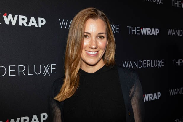 Carly Criag at the Pre-Oscar party celebration hosted by The Wrap at Norah.