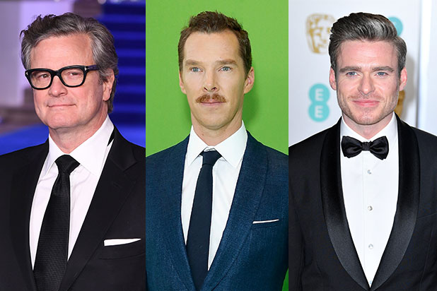 1917 Colin Firth Benedict Cumberbatch Richard Madden