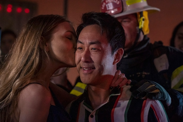 '9-1-1': Kenneth Choi on Chimney's Origin Story – and Why Horrible Things Keep Happening to Him