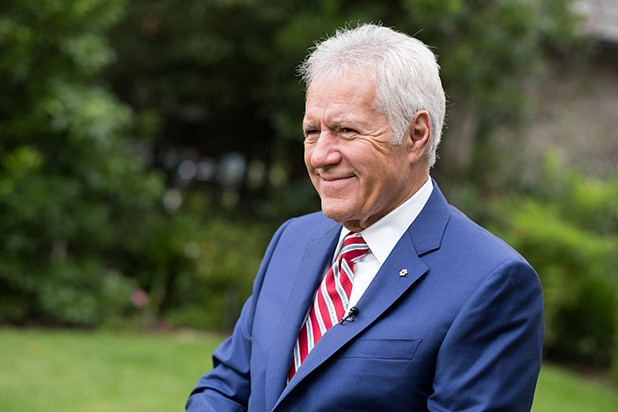 Alex Trebek Back to Work for 'Jeopardy' Season 36 Following Cancer Treatment: 'I'm on the Mend' (Video)
