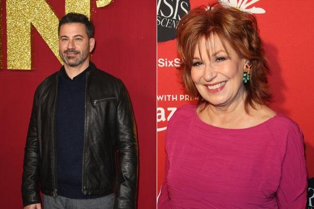 Bob Iger Says Disney Dealt With Joy Behar and Jimmy Kimmel's Past Blackface 'Privately'