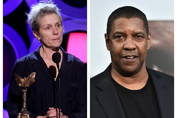 Denzel Washington Frances McDormand Macbeth