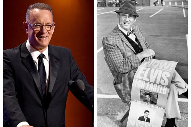 Tom Hanks Col Tom Parker