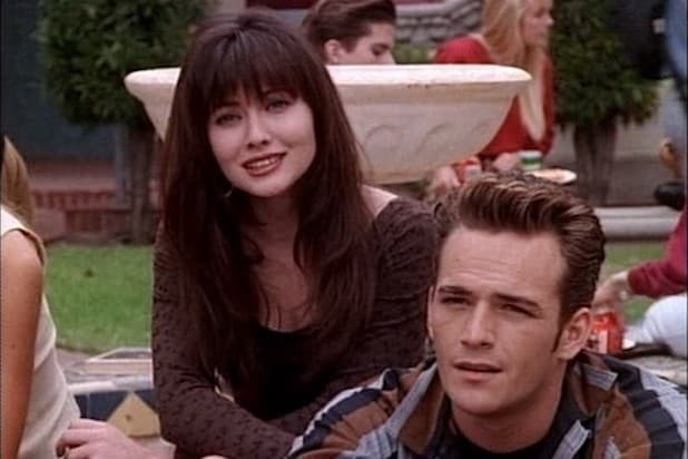 Beverly Hills 90210 Dylan Luke Perry