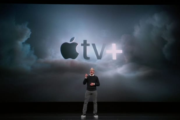 Apple Reveals Name of New Streaming Service