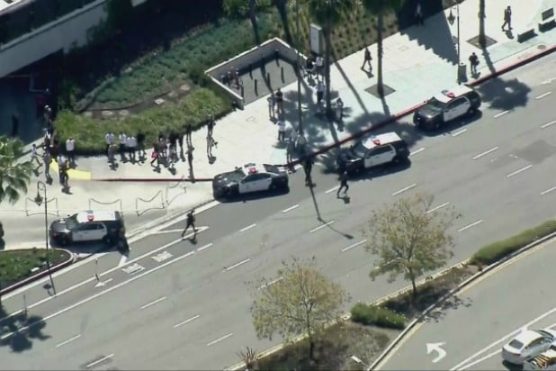 18df116633 Westfield Century City Mall Stores Remain Closed After Fears of Suspicious  Package
