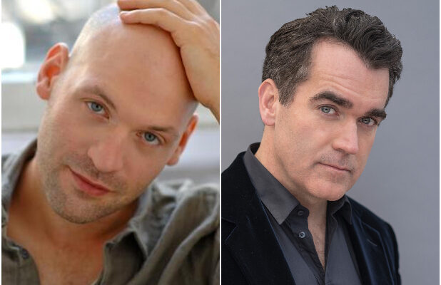 Corey Stoll Brian d'Arcy James