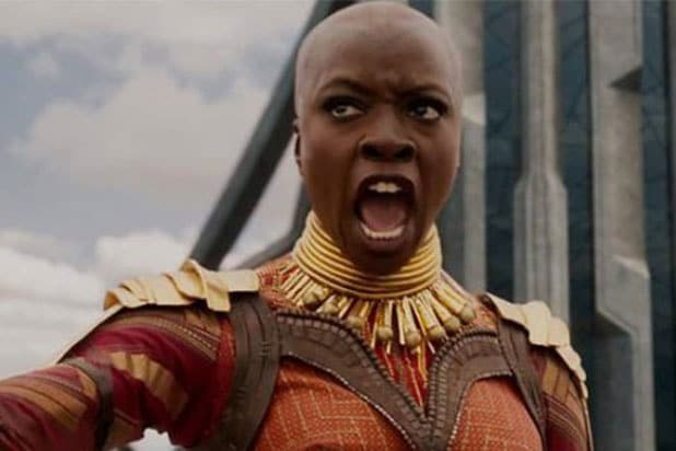 Danai Gurira S Name Added To Avengers Endgame Poster After Backlash