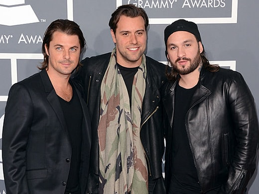 Swedish House Mafia - Axwell, Sebastian Ingrosso, Steve Angello