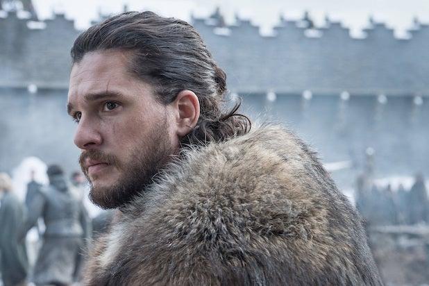 Game of Thrones Jon Snow Kit harington
