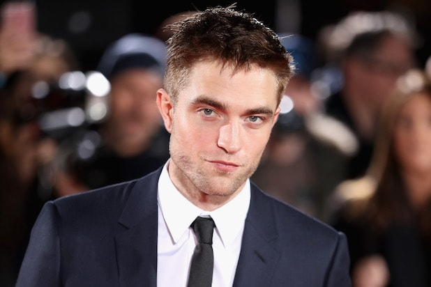 'The Batman': First Official Look at Robert Pattinson as The Dark Knight (Photo)