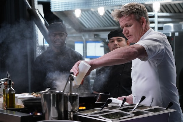 Gordon Ramsay 24 Hours Hell Back