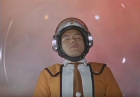 Hayata from Ultraman original series