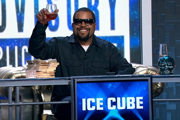 Ice Cube on Hip Hop Squares