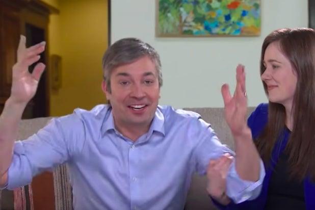 Jimmy Fallon Debuts His Excitable Beto O'Rourke Impression (Video)