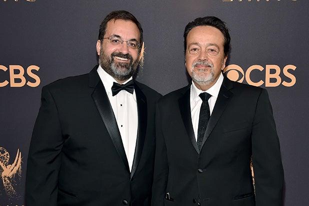 Kary Antholis and Len Amato HBO