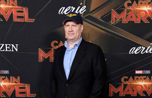 Kevin Feige Captain Marvel