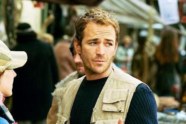 Luke Perry Jeremiah