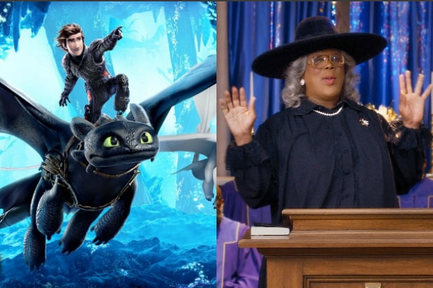 Madea Family Funeral How to Train Your Dragon