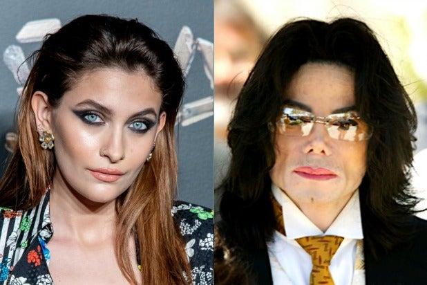Paris Jackson Michael Jackson