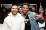 Pauly D and Vinny Guadagnino
