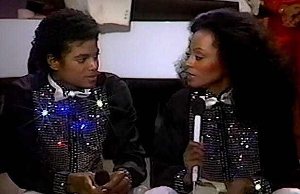 "Michael Jackson Diana Ross ""The Diana Ross Show"""