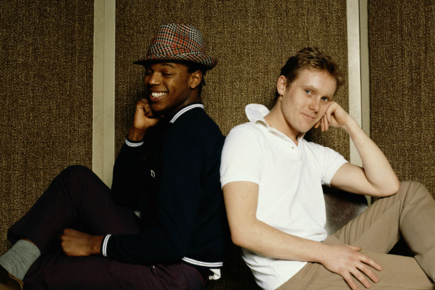 Ranking Roger and Dave Wakeling of The Beat