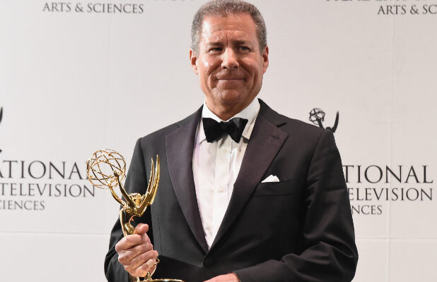 HBO CEO Richard Plepler at the Emmys